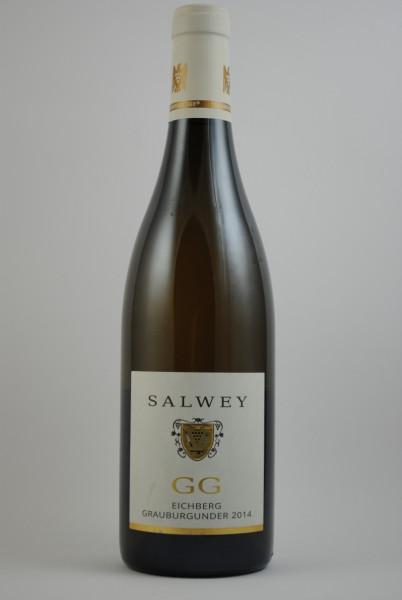 2016 Grauburgunder Grosses Gewächs Eichberg QbA trocken, Salwey